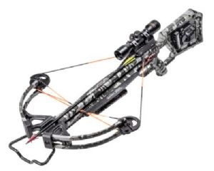 Wicked Ridge Rampage 360 crossbow from Wicked Ridge crossbows